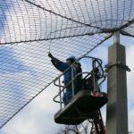Basel Zoo Primate Enclosure Webnet Installation