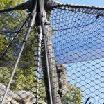 Basel Zoo Webnet Primate Closure Attachment