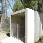 Bois de la Bâtie Aviary Enclosure Webnet Doors