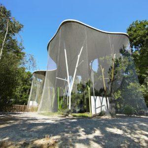 Bois de la Bâtie Aviary, Geneva (CH)