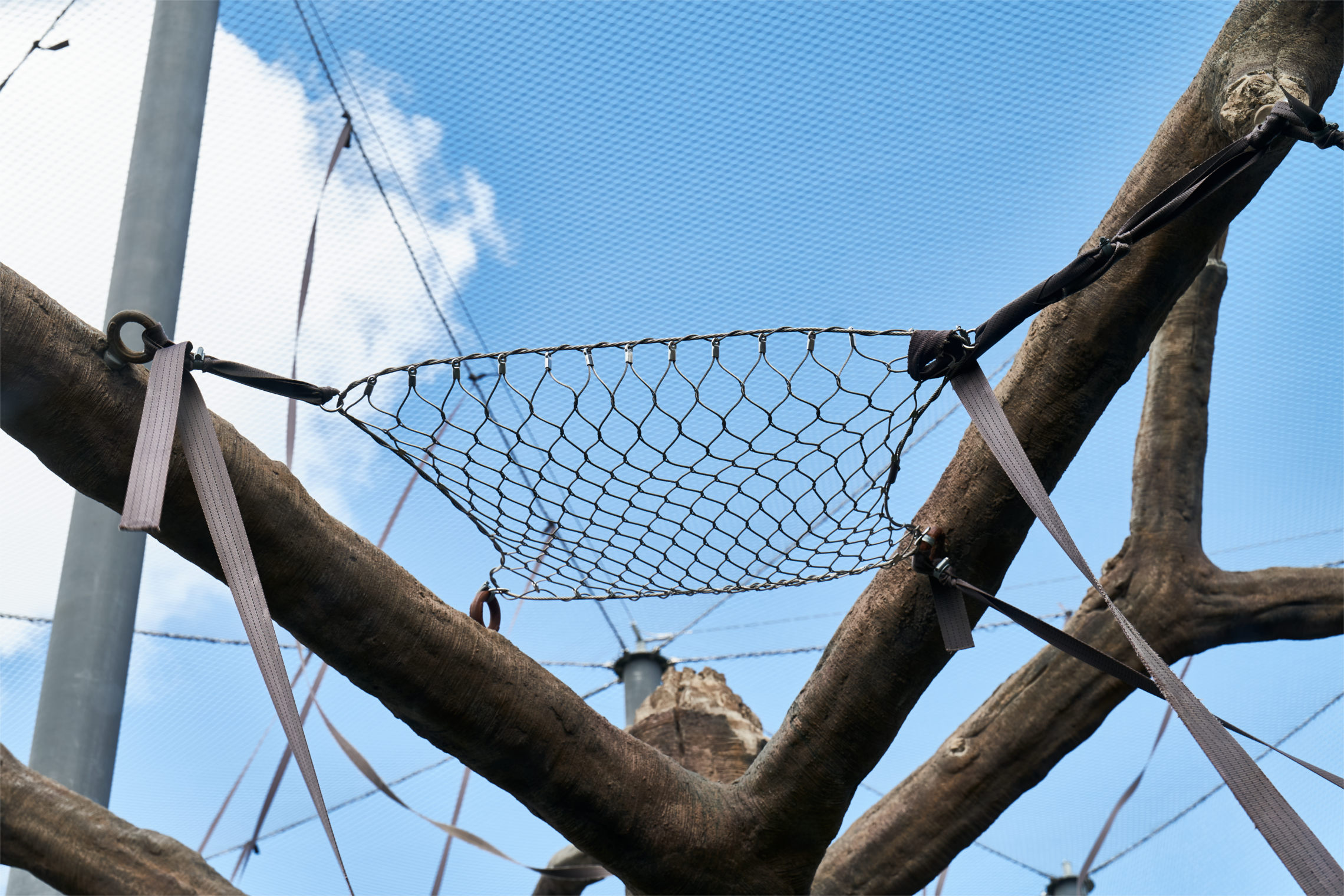Jakob Webnet for Animal Enclosures